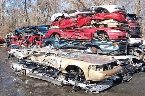 auto verschrotten würzburg