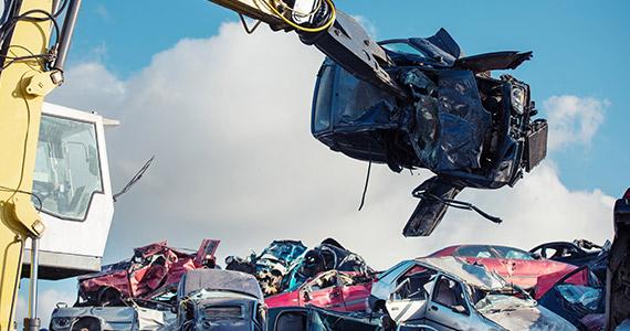 auto verschrotten abholung